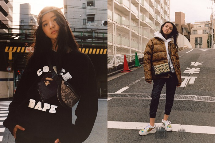 木村光希帥氣演繹:全系列 BAPE x Coach 聯名服飾、手袋、鞋款完整登場!