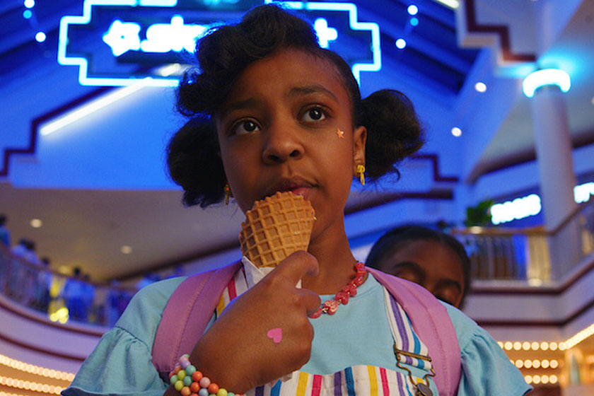 Stranger Things 4 Priah Ferguson Erica Sinclair Regular