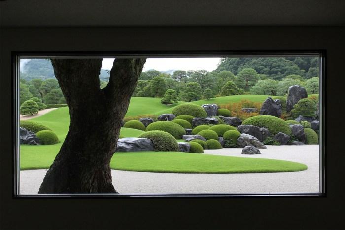 #POPBEE in Japan: 躲開人潮去小眾美術館:日本的足立美術館你去過了嗎?