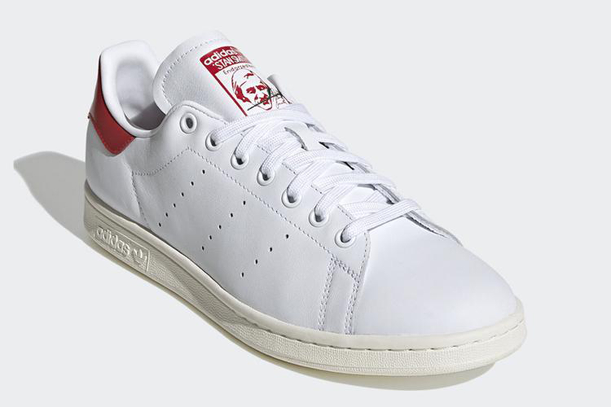 adidas stan smith valentines day sneakers