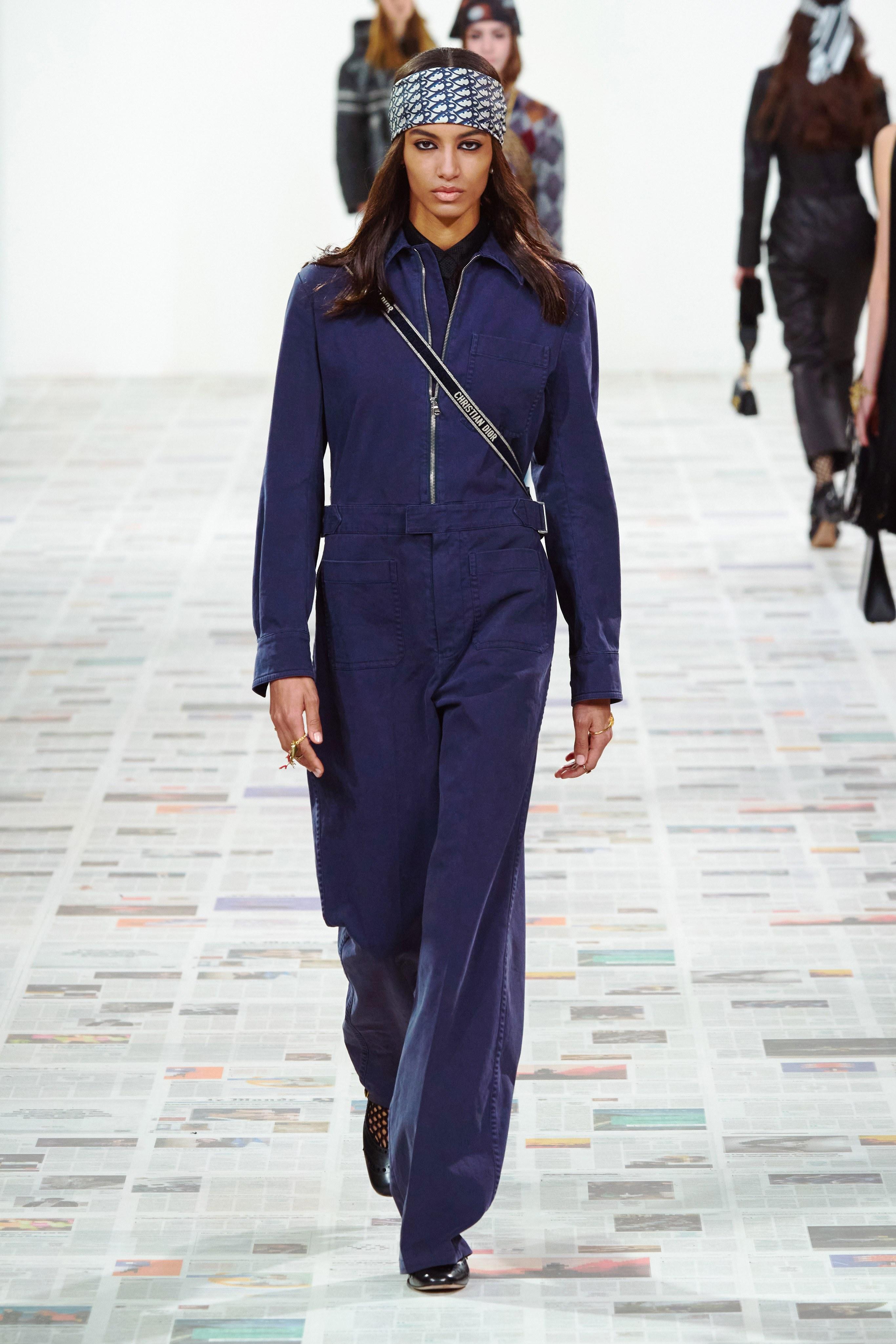 Paris fashion shows fall 2020 ready to wear christian dior