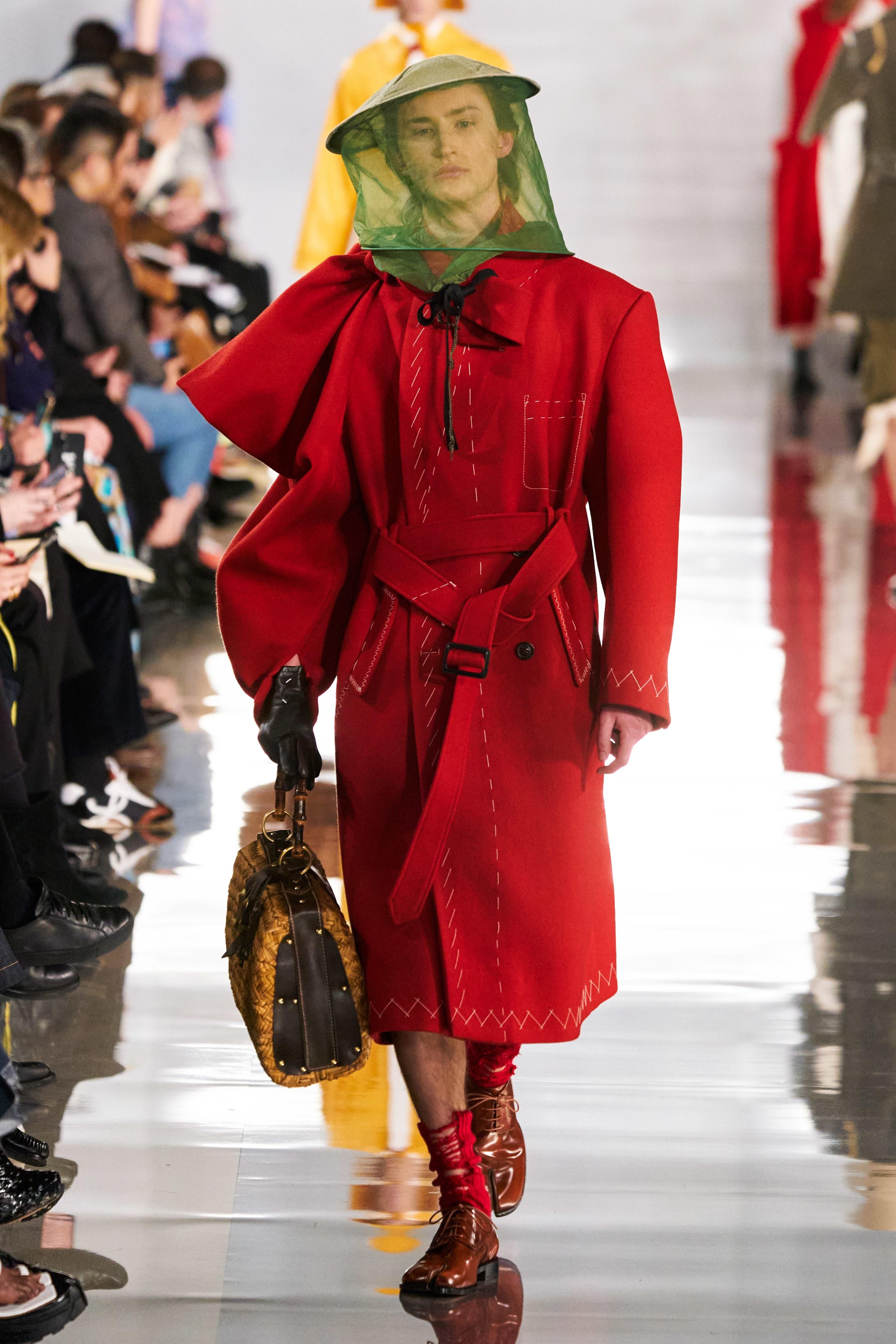 fashion shows fall 2020 ready to wear maison Martin margiela