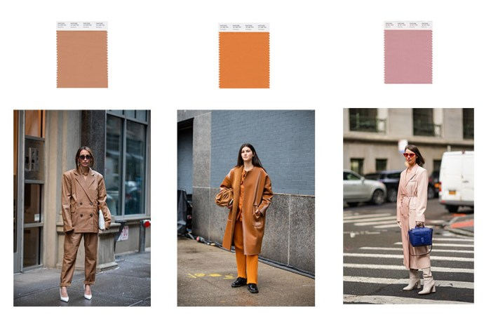 #NYFW:從色票走入紐約時裝週街頭,向時髦博主偷師 Pantone 當季代表色!