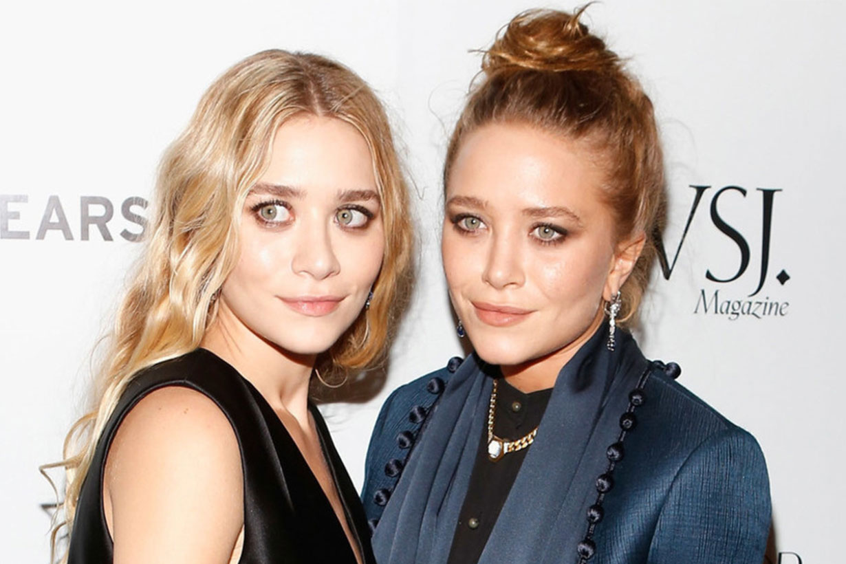 5 Outfit Formulas the Olsen Twins Have Down to a Science