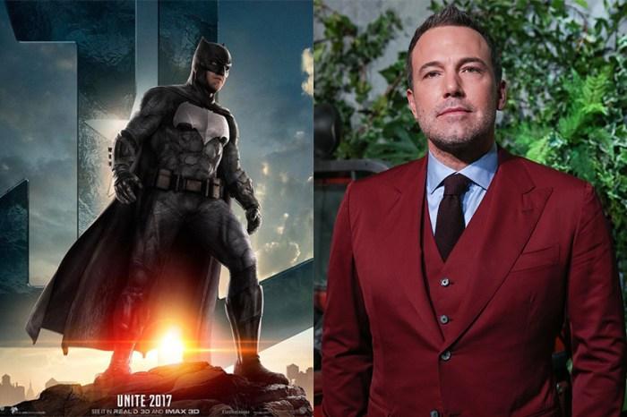 現實中的超級英雄:原來 Ben Affleck 卸任蝙蝠俠是跟酒精成癮有關!