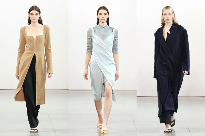 #NYFW:迷戀 The Row、Old Céline 風格,怎能錯過獨立品牌 Bevza?