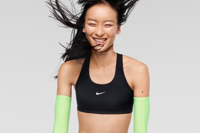 亞洲女生訂製版:Nike 這款運動內衣主打不移位之外,還有貼心小設計!