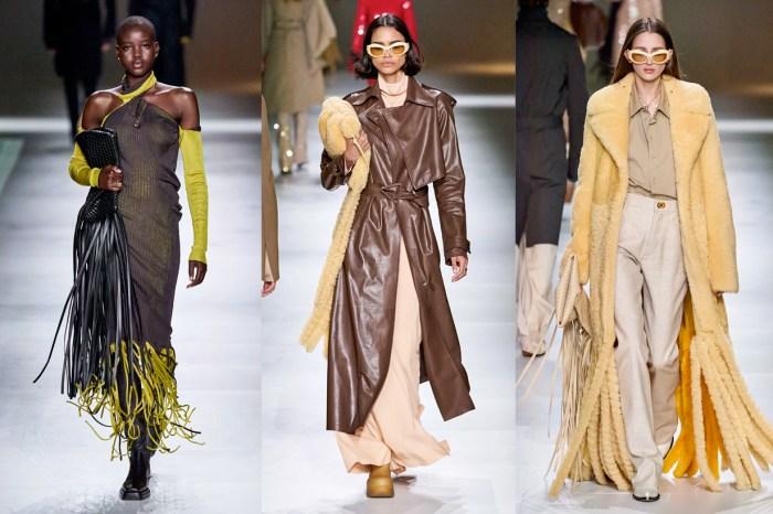 #MFW:利用編織、流蘇邁出了女性的從容優雅,Daniel Lee 的 Bottega Veneta 怎能讓人不迷戀?
