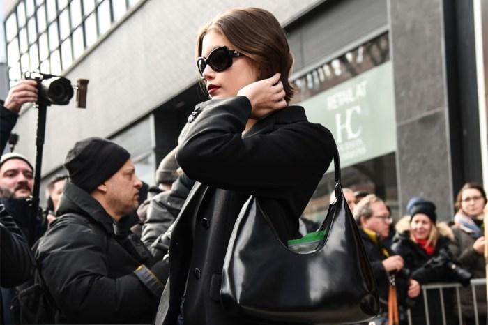 私下穿搭才是她們的真正品味!Kaia Gerber、Bella Hadidi 等名模女星的同款手袋推介
