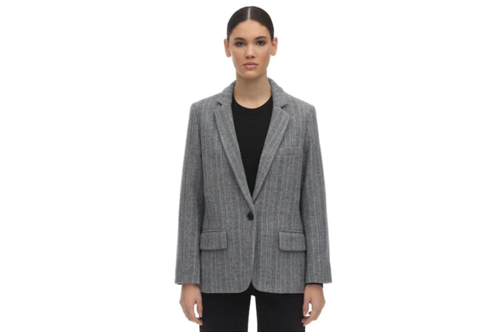 Charly Wool Blend Jacket