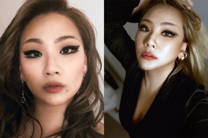 CL 卸下濃艷眼妝登上《Nylon》封面,網民:淡妝的你更有氣質!