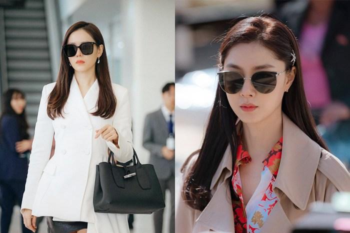 尹世利與徐丹的時尚氣勢也靠它,《愛的迫降》中出鏡率極高之太陽眼鏡品牌!