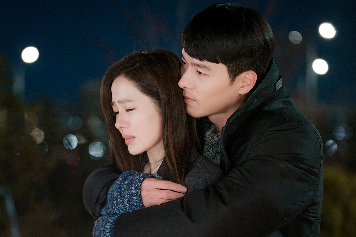 Crash Landing On You Hyun Bin Son Ye Jin Netflix tvN Drama Korean Drama Couple Ring Valentines Day 2020 Chaumet Les Éternelles Rubans Wedding Band Korean Idols celebrities actors actresses