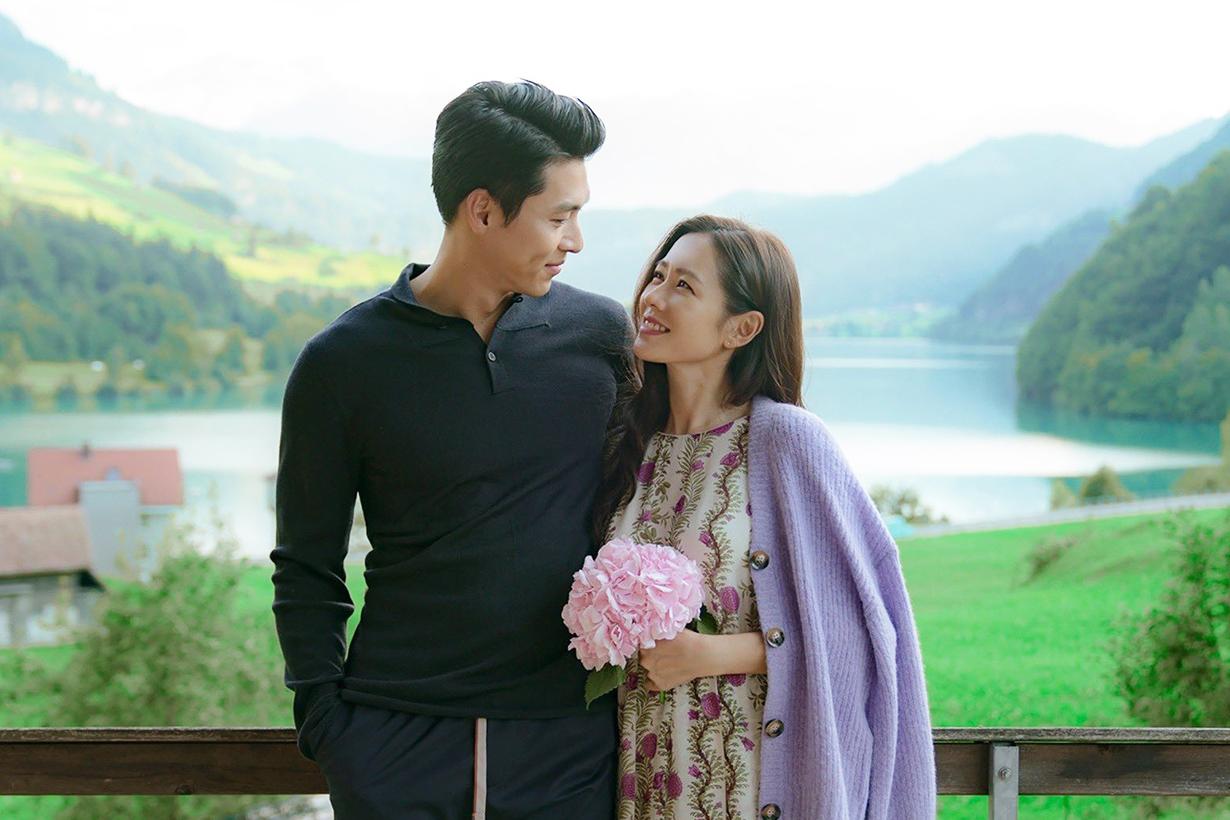 Crash Landing On You Hyun Bin Son Ye Jin Netflix tvN Drama Korean Drama Ending Easter egg k pop korean idols celebrities actors actresses