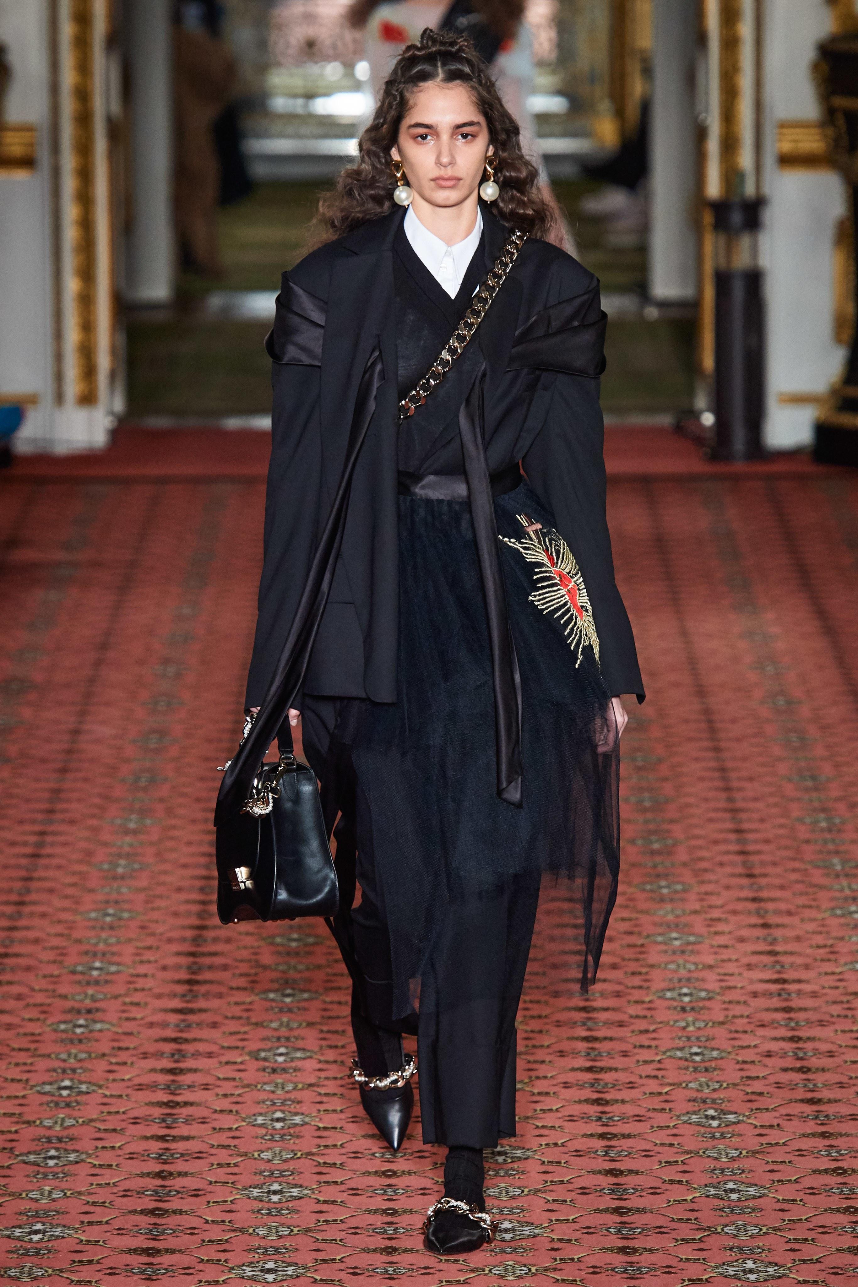 fall 2020 ready to wear simone Rocha London fashion show