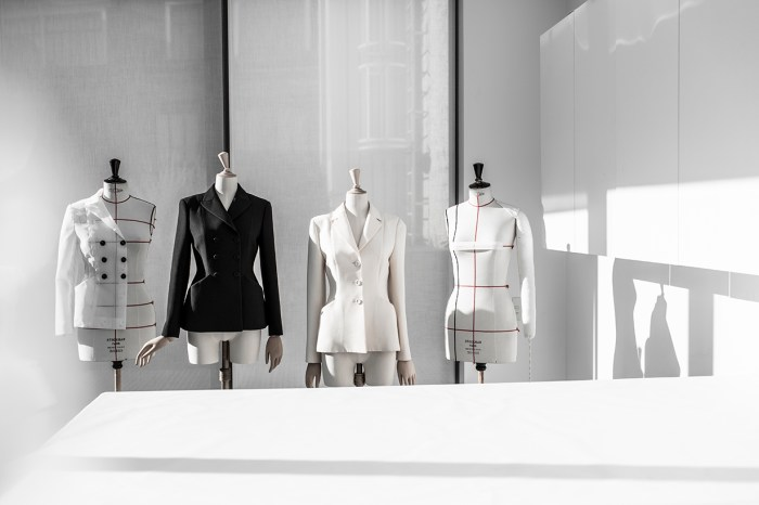 時裝達人也想擁有的夢幻單品:認識一下 Christian Dior 的經典 Bar Jacket