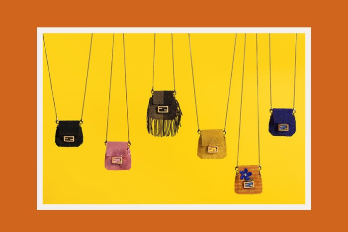 Fendi Baguette 經典系列推出超迷你「串珠手袋」,一口氣 6 種顏色重返童年回憶!