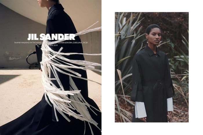 Jil Sander 將極簡浸泡在暗黑美學中,黑色控不能錯過的簡約單品!