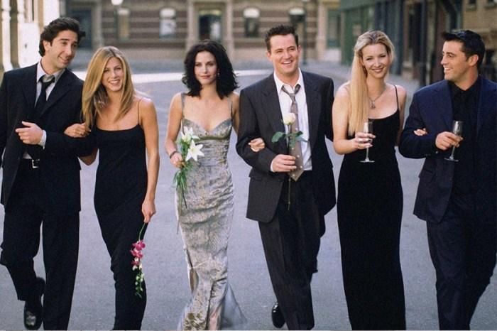 《Friends》六人幫確定合體,短短一個小時的片酬價碼引起熱議!