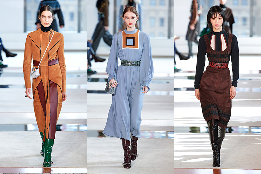 longchamp fall 2020 ready to wear New York fashion week