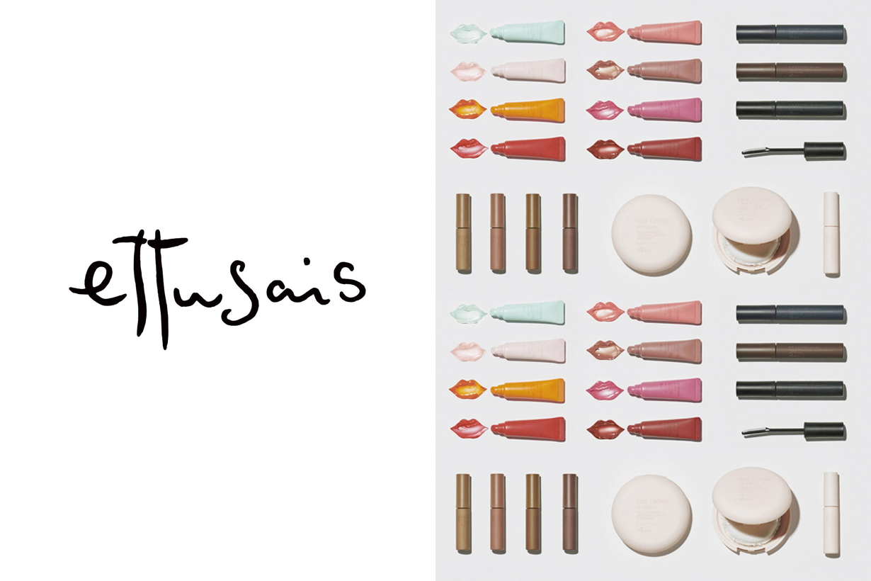 Ettusais rebranding lip eye japan make up for 20s