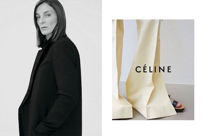 那個 Old Céline 時代回來了,Phoebe Philo 或將創個人品牌重返時裝界!