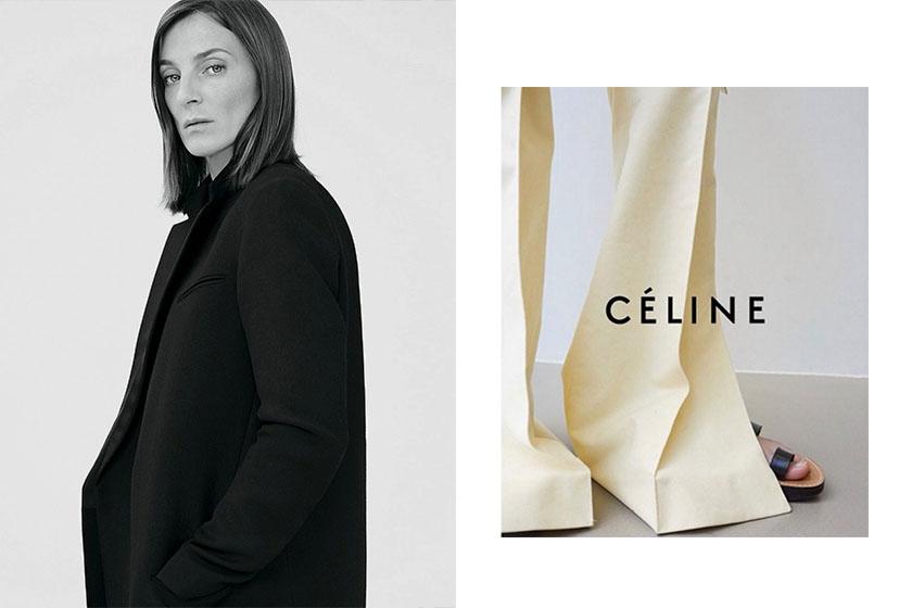 Phoebe philo sustainable brand fashion return