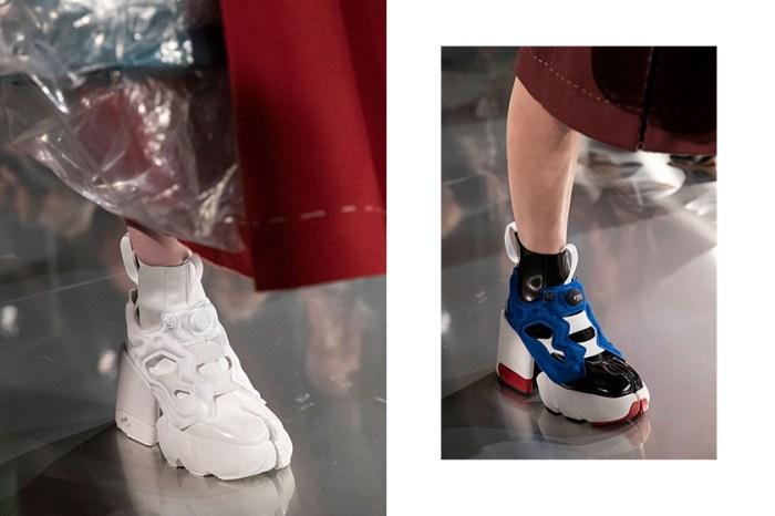 再次亮相:Maison Margielax Reebok經典分趾波鞋,發售時間曝光!