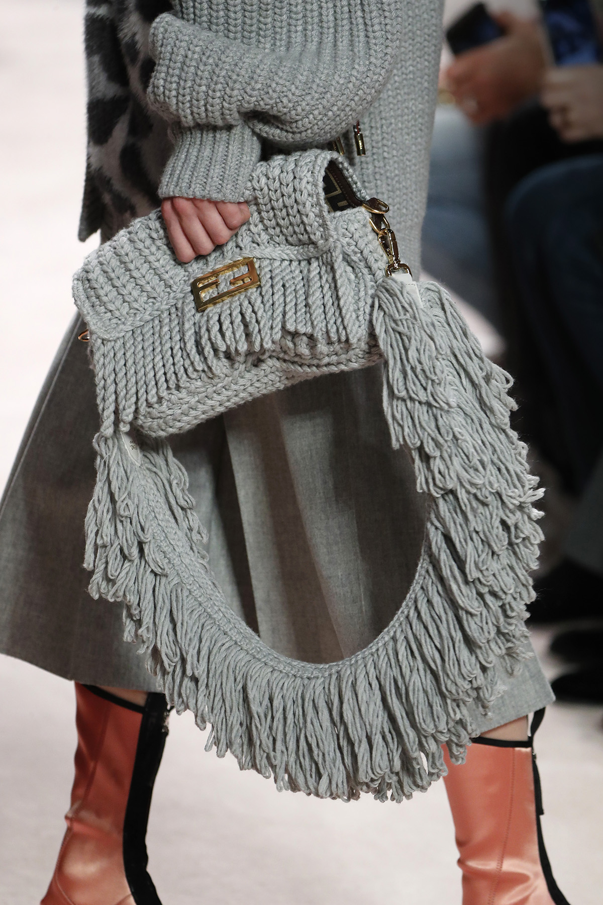 Fendi 2020 MFW Handbags Accessories