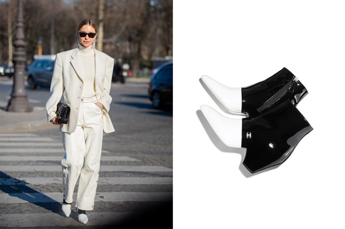 正在風靡街頭的 Chanel 黑白雙色靴,若只能入手一雙就二話不說選它吧!