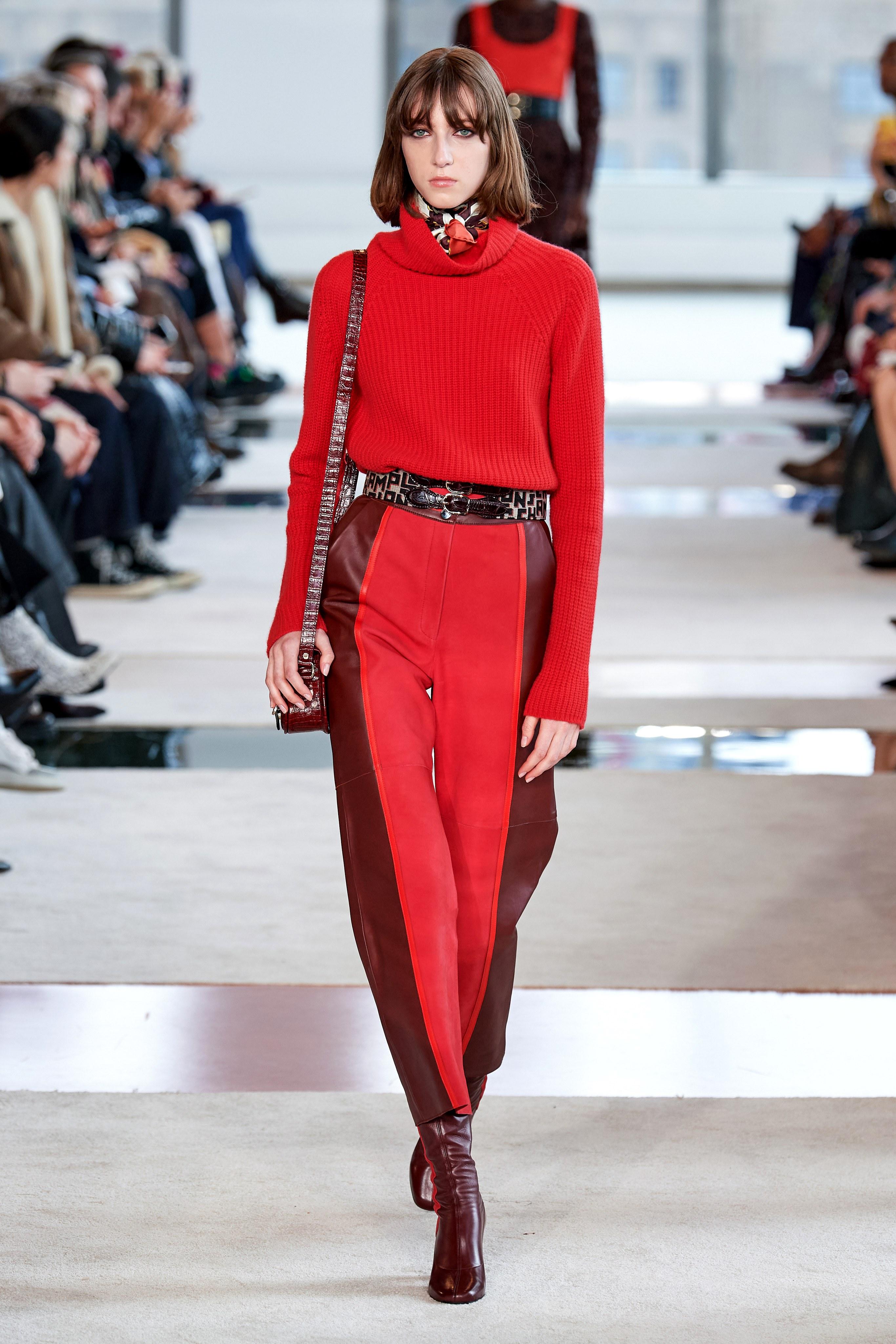 longchamp fall 2020 ready to wear New York fashion week