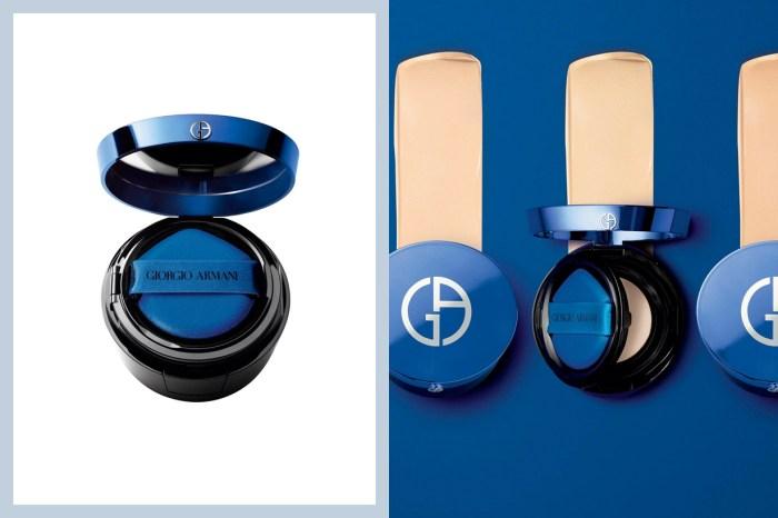 每一盒都裝了 30% 的水:GA 推出全新小藍盒氣墊粉餅,讓人愛上半透明妝感!