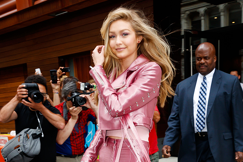 gigi hadid hair care tips