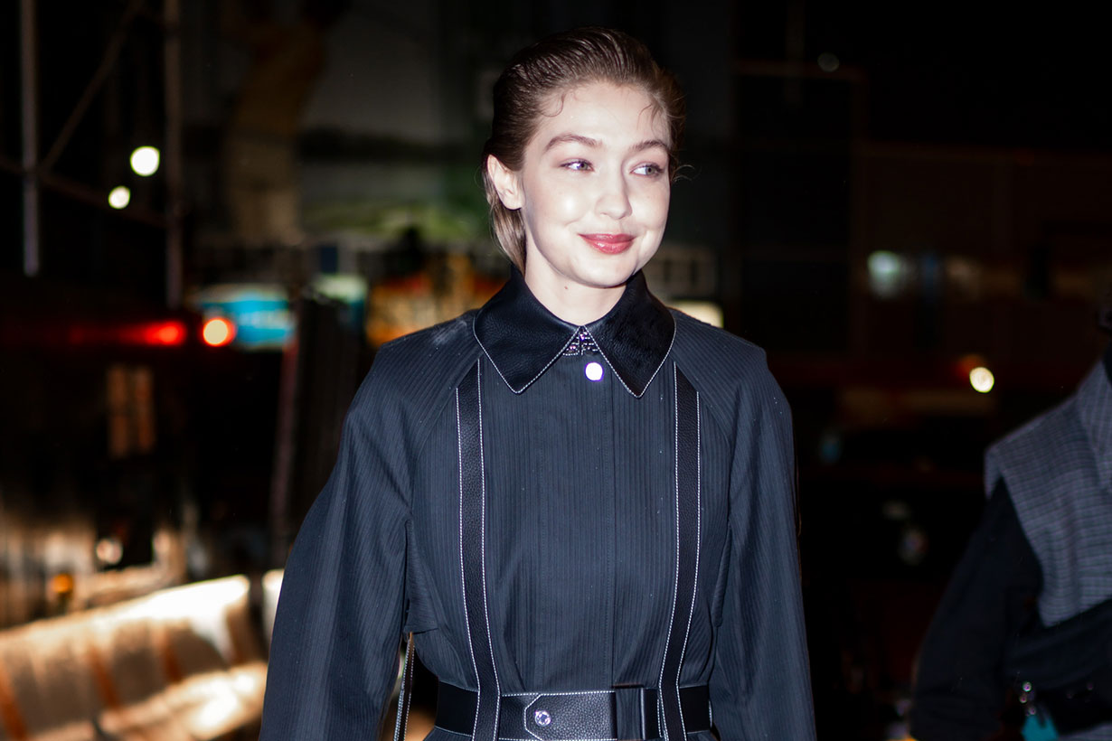 Gigi Hadid Is A Fan Of French Accessories Brand ELLEME