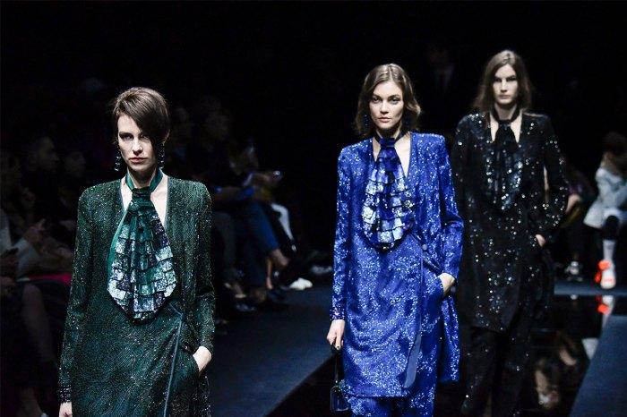 #MFW:疫情來襲米蘭時裝周,Giorgio Armani 史無前例閉門上演秋冬大秀…