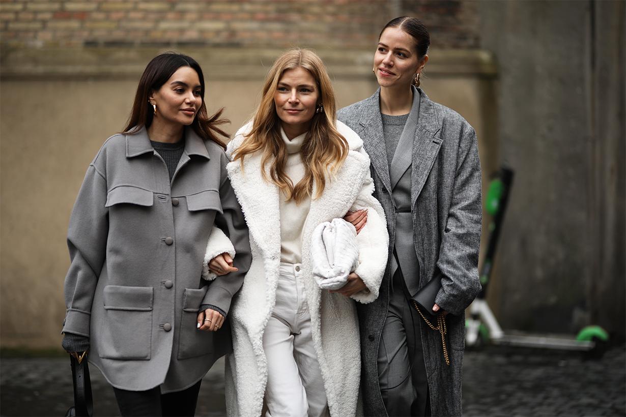 Grey Color Trend 2020 Spring