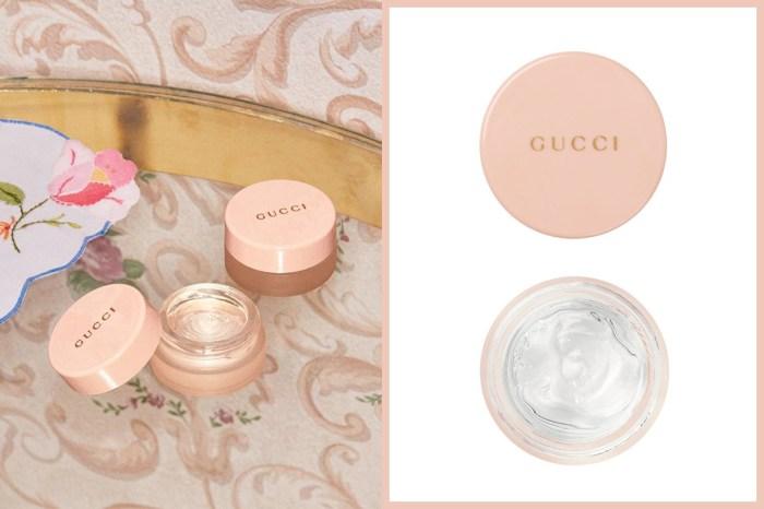 眼妝、唇彩、Hightlight 同時兼用!Gucci Beauty 最新推出的多用途 Face Gloss 必成女生搶購目標