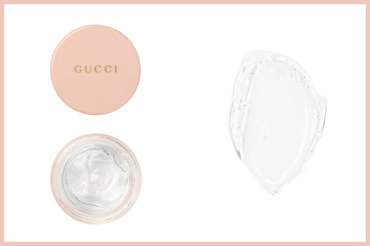 Gucci Beauty Releasees Clear Gel Face Gloss