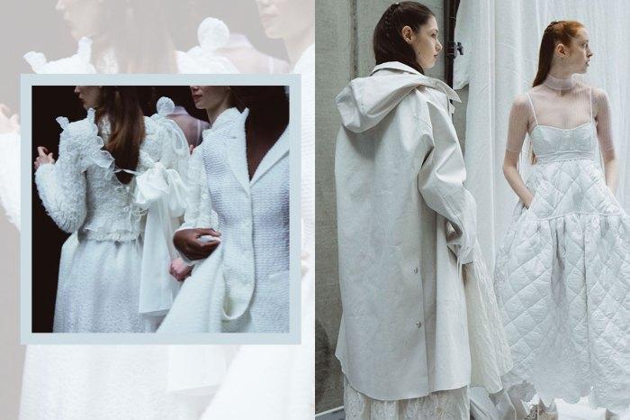 蓬脹感裙子很難駕馭?丹麥品牌親自示範如何襯這款 It Dress!