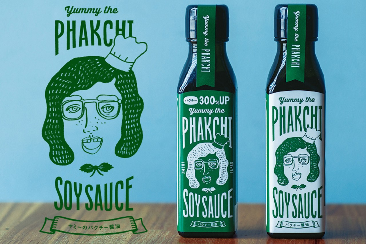 Japan soy sauce yummy the phakchi release