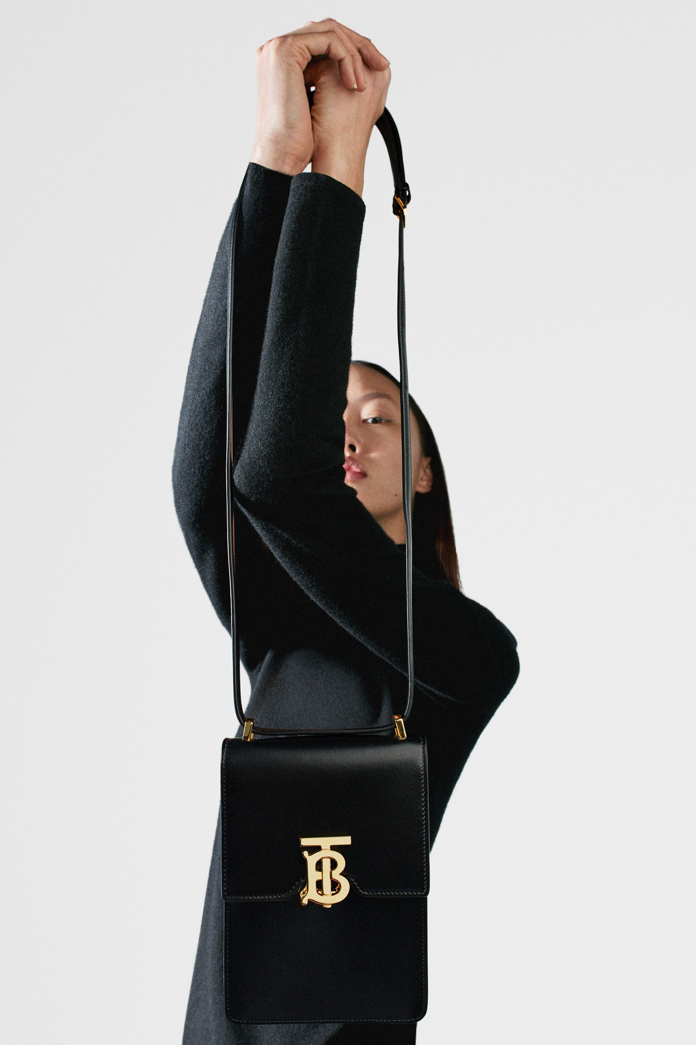 burberry b series robin bag release campaign