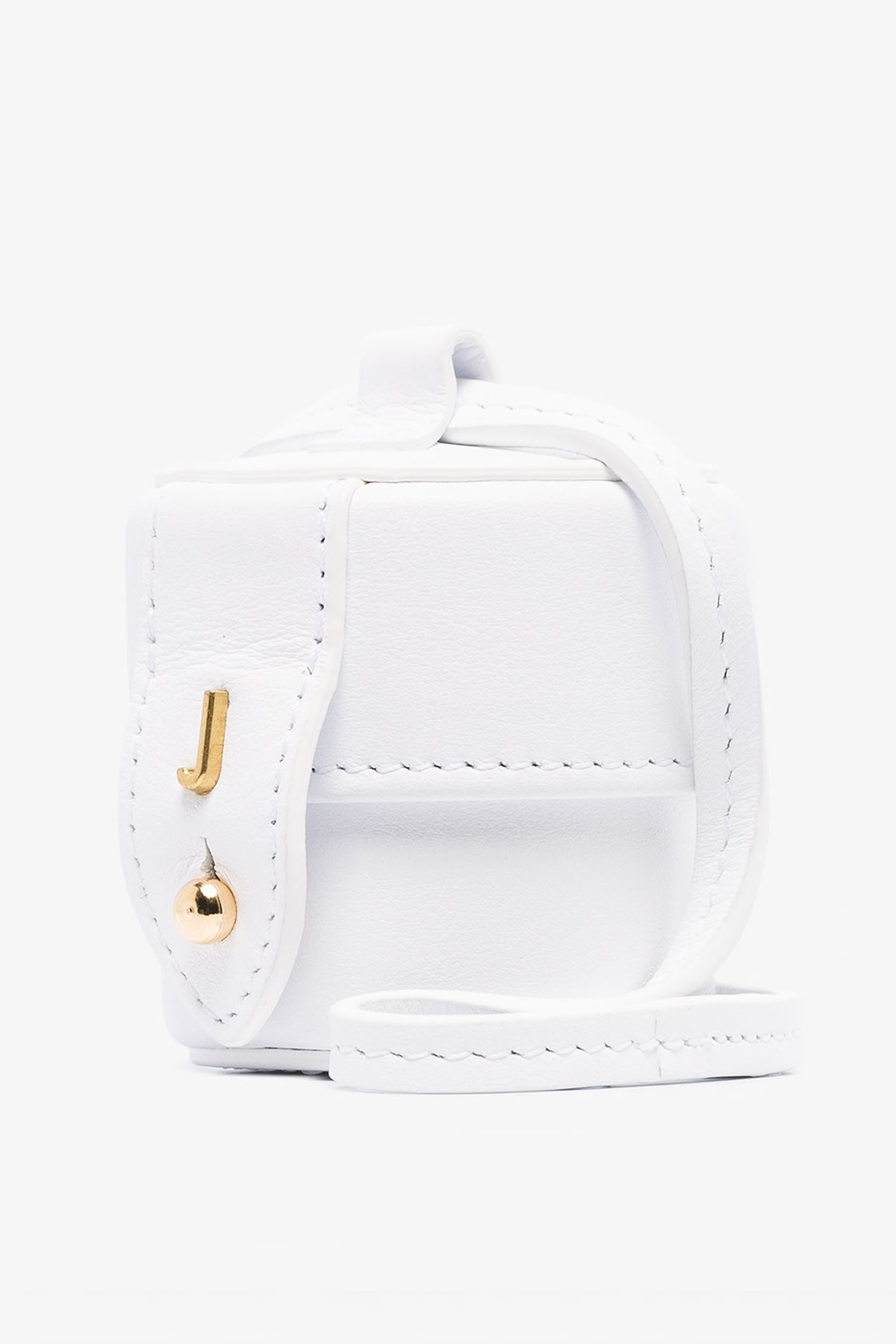 jacquemus mini white le vanity bag
