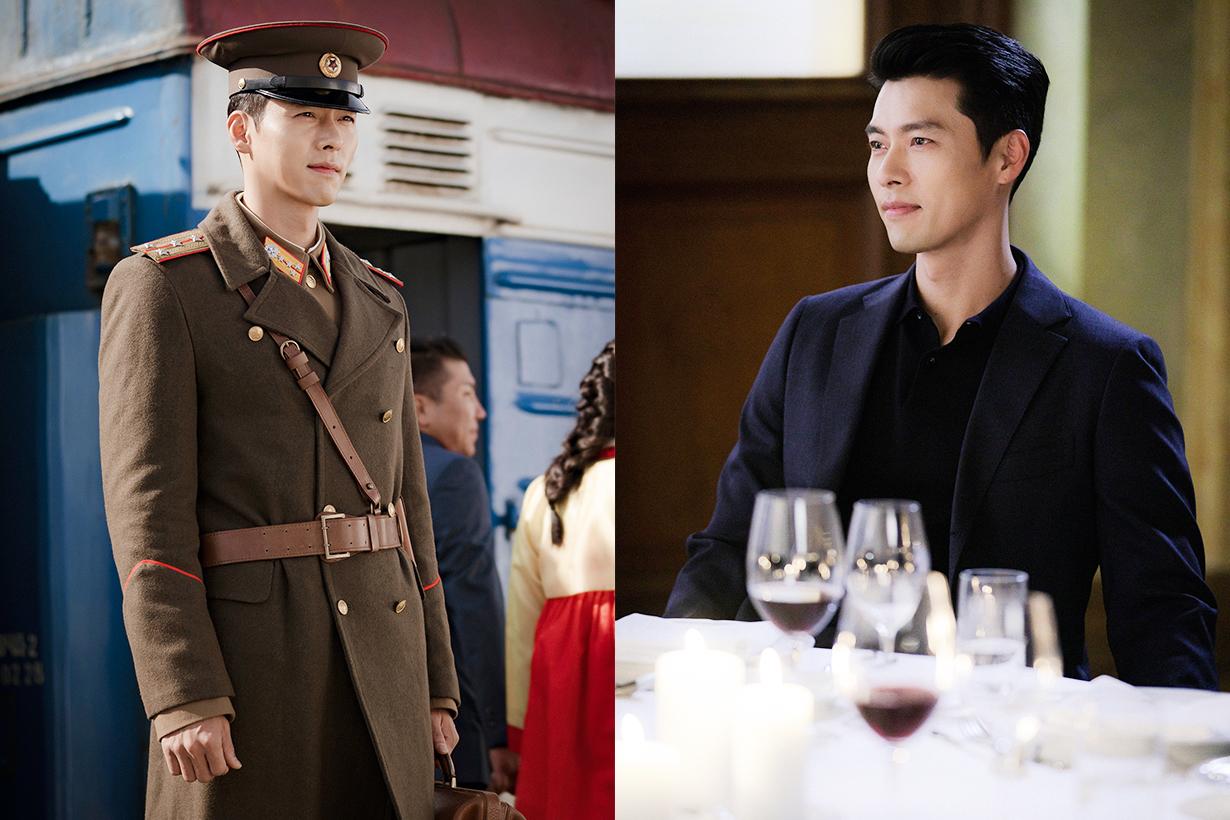 Hyun Bin Crash Landing On You Son Ye Jin Netflix tvN Drama Korean Drama Fans Meeting Habits Wearing Suits Korean Celebrities Actors Professional