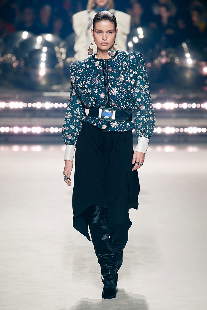 Isabel Marant 2020 Fall PFW