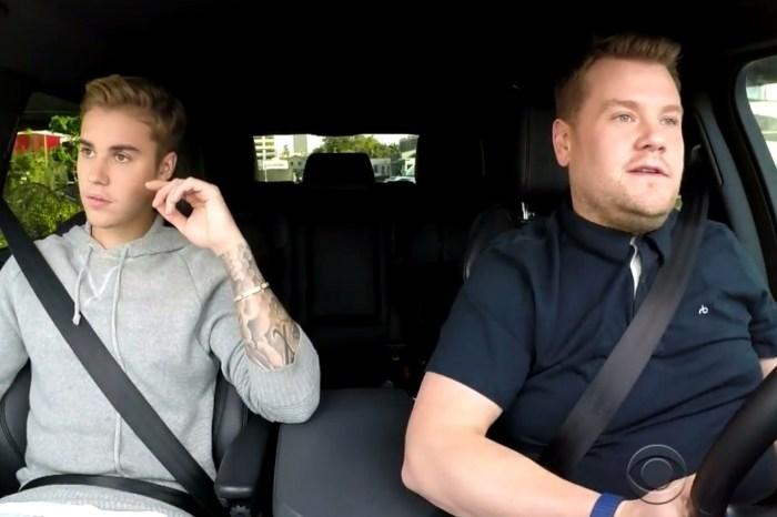 被拍下的影片在 Twitter 瘋傳!James Corden 原來在 Carpool Karaoke 中一直沒有親自駕駛?