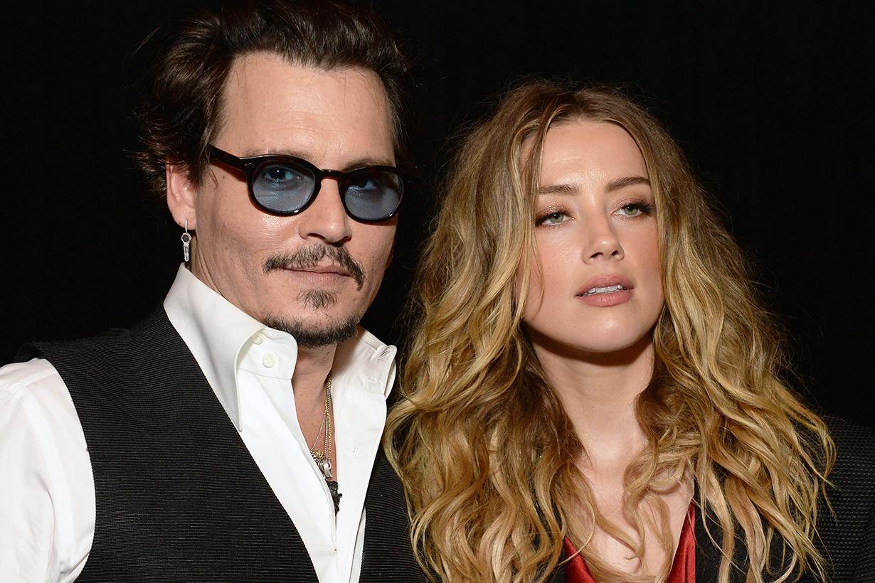 Johnny Depp Amber Heard Divorce Domestic Violence Death threats messages Paul Bettany libel Sun Newspaper