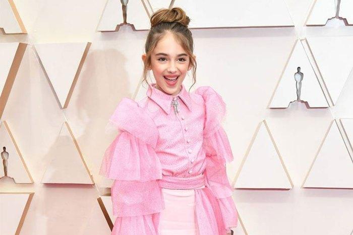 10 歲美女童星出席奧斯卡,小手袋裏裝的竟是火雞三文治!