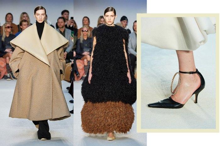 #LFW:除了廓形大衣,JW Anderson 秋冬系列的鞋款也令人想帶回家!