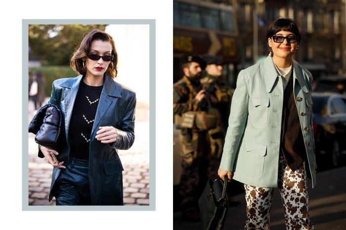 看到 Bella 與潮流女生都在穿,已決定春季必入手這件外套!