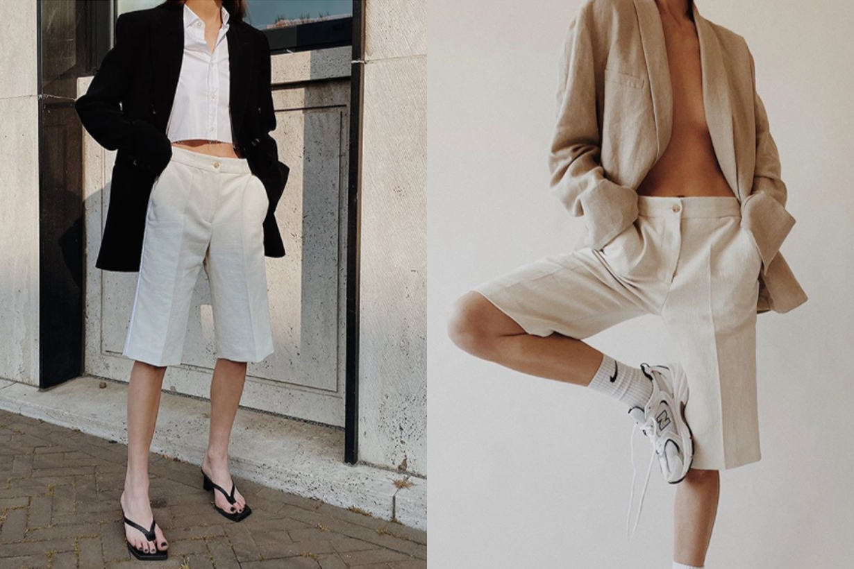 Long Shorts Are the Future Trends